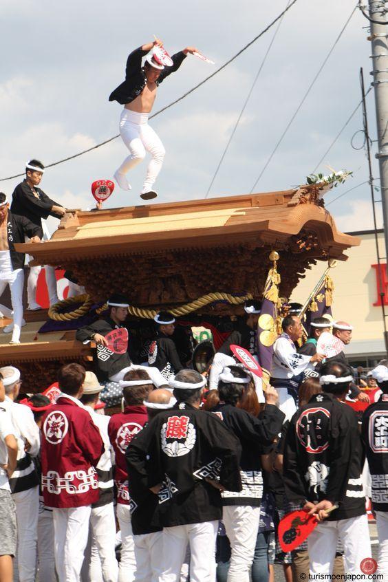 Festivales de Septiembre en Japón